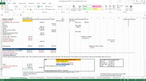 budget in excel_example